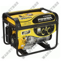 Single Phase Gasoline Generator with 5kW Rated and 12V-8.3A DC Output