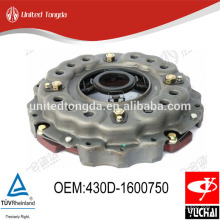 Original Yuchai engine YC6108 clutch cover 430D-1600750 for Chinese truck