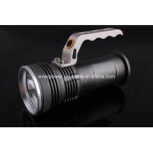 Recarregável Q5 18650 LED Lanterna de Busca para Emergência