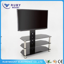 Universal Mount with Fixed Arms Large Size TV Stand