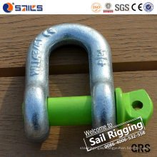 Shackles Screw Type D 4 3/4 Ton