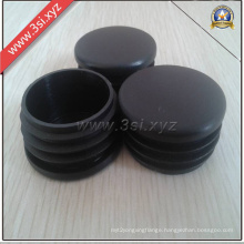 Customized Plastic Round Threaded Tube Inserts and Furniture Accessory (YZF-H204)