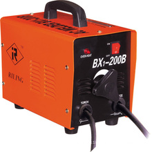 Dual Voltage AC Arc Transformer Welder (BX1-200B/250B)