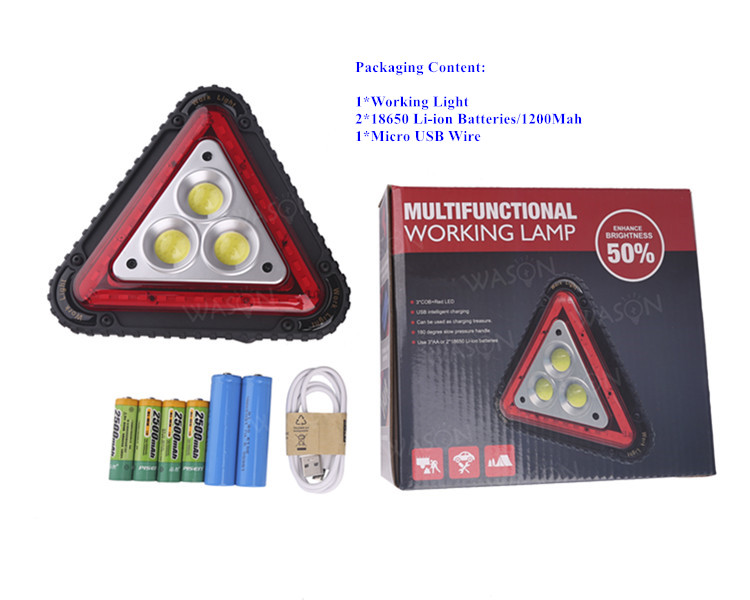 Portable Warning Light