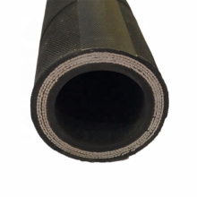 China DIN 856 4sh Spiral Four Layers steel wire High Pressure hydraulic rubber hose delivery hydraulic hose