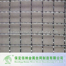 High Quality Galvanized Crimped Wire Mesh