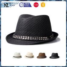 Novos tipos de OEM chegada qualidade de chapéus dos homens no atacado