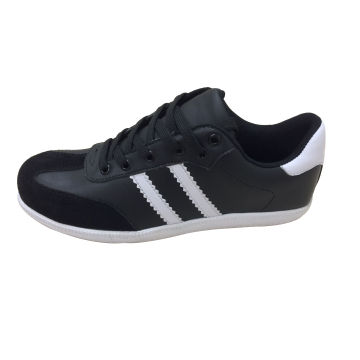 Casual Style New Designed Smooth Leather Safety Shoes