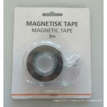 Ruban magnétique avec distributeur