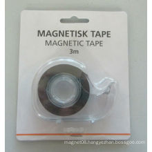 Magnetic tape with dispenser