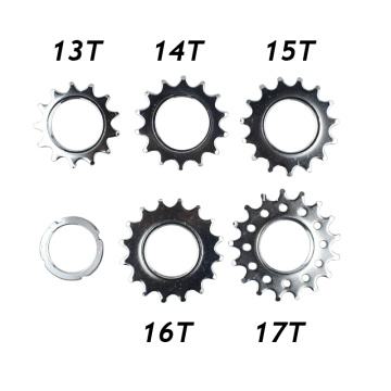 170mm Single Speed ​​14T Bicycle Chainwheel