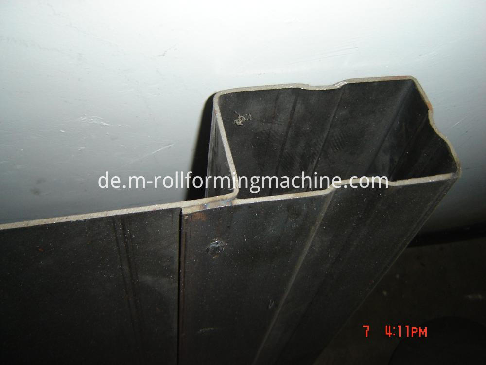 Metal Carriage Board roll forming equipment
