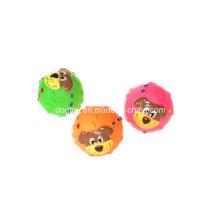 Виниловые игрушки для домашних животных с медведем оптом