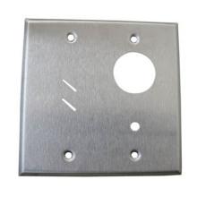 Hoja de metal estampada de alta precisión (JX029)