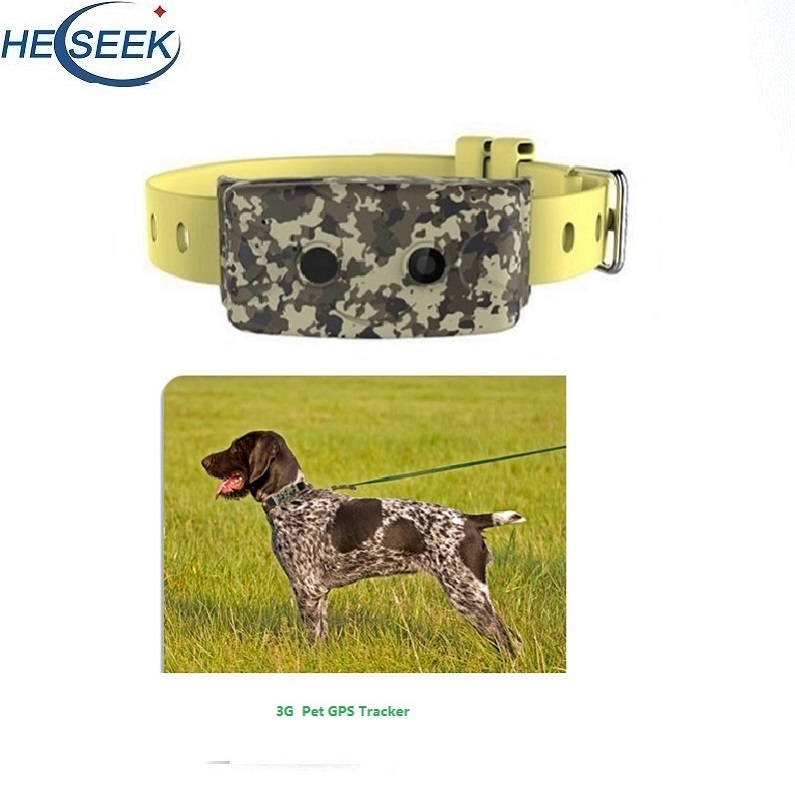 Mini Pet Collar GPS Pet Finder Geo-Fence