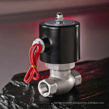 240V AC Brass or Stainless Steam Solenoid Valve with ISO9001