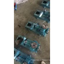 Bomba de aceite centrífuga de circulación de aceite de alta temperatura pequeña
