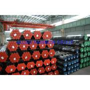 Carbon Steel Seamless Pipe / Tube Astm A106 / A53 / Api 5l Gr.b, Din17175 1.013 / 1.0405