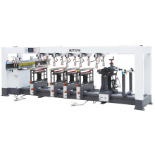 Construction Plywood Manufacturing Six-Row Woodwork Drilling Machine