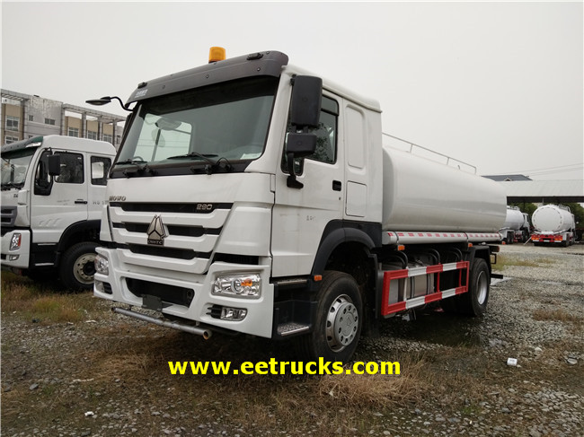 HOWO Water Tank Trucks