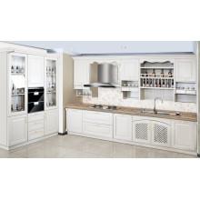 Erschwingliche moderne MDF Lack Küche Cabient Design