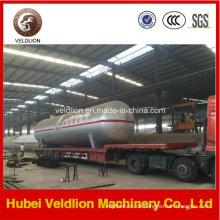 60m3 horizontaler Propan LPG Lagertank zu verkaufen