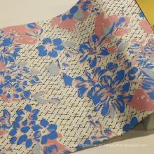 Tecido de impressão de algodão para vestuário