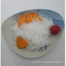 Grossiste en vrac Carb Pure Shirataki Spaghetti Soft Konjac Spaghetti Pasta