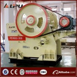High Safety Jaw Crusher Rock