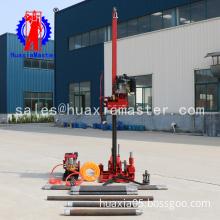 QZ-3 diesel engine sampling drilling rig spt drilling rig machine