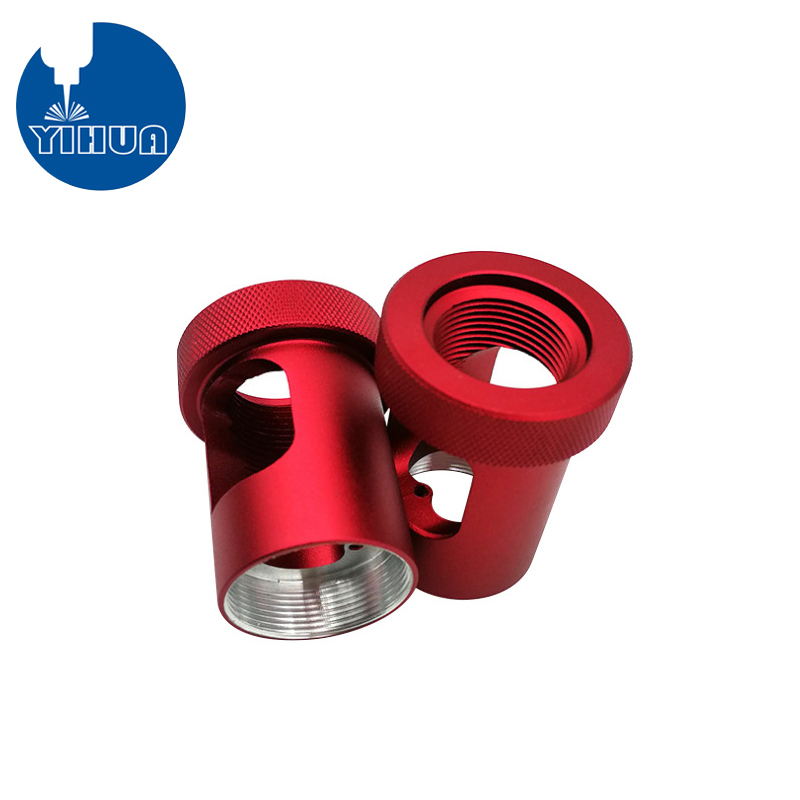 Red Anodising bmw aftermarket auto parts