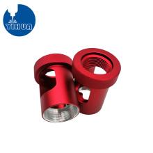 Anodizado rojo bmw aftermarket auto parts