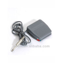 2013 professional cheap Grey Plastic Tattoo Flat Footswitch and foot pedals
