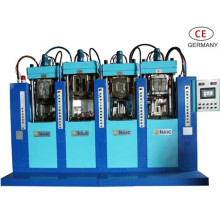 Four Station Sole Injection Machine