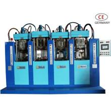Машина для инжекции Tr / TPU (четыре станции и две пушки) (HC-T0402-D)