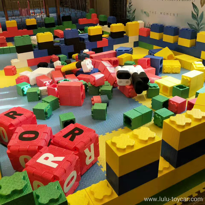 LULU soft and safe epp building blocks