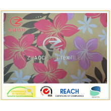 Tissu de toile 600d Impression de fleurs (ZCGP043)