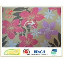 600d ткань холстины печатания цветка (ZCGP043)