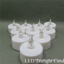 LED Tea Light Candles Flickering LED candle