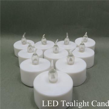 Беспламенные светодиодные чайные свечи с изменением цвета