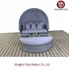 Outdoor Grey Large Daybed (1515)