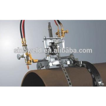 Handypipe / Handypipe-Q Lark / -Handy manivela tubo de la cadena de corte de la máquina