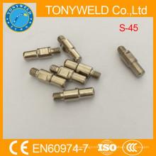 Pointes de plasma trafimet s45 électrode coupe consommables