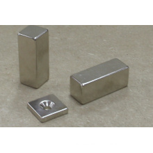 Sintered NdFeB Permanent Magnet Block