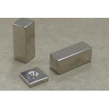 Спеченный блок постоянного магнита NdFeB