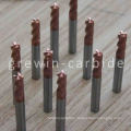HRC 45 50 60 2 Flutes Ball Nose Carbide End Mill