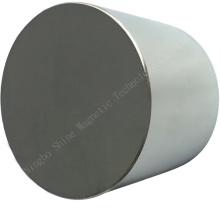 Неодимовый цилиндрический магнит D60X40 для Chech