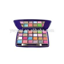 Atacado profissional cores Eyeshadow cosméticos fabricado na China