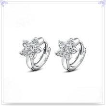 Boucles d'oreille en cristal Bijoux en argent 925 Bijoux en argent sterling (SE036)
