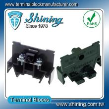 TA-010 tipo de trilho Tipo de montagem 600V placa de terminais de 10 amp D-SUB